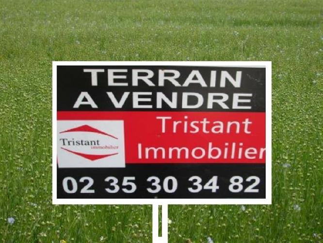 TERRAIN À BATIR à vendre ST VIGOR D YMONVILLE